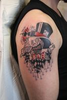 mad hatter by SimplyTattoo