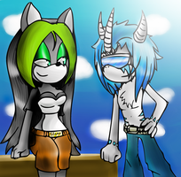 CM: Dawn and Recko by Mephilez