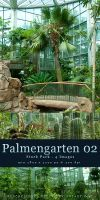 Palmengarten 02 - Stock Pack by kuschelirmel-stock