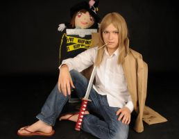 Soul Eater - Mifune by Solo-The-Loner