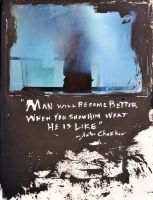 MAN WILL BECOME BETTER by kevissimo