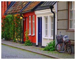 Malmo, Sweden--.,. by burcyna