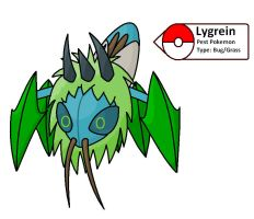 Blueghosty Contestpt3: Lygrein by TheStaplerator