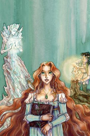 The six gifts of the fairies by La-petit-Marianna