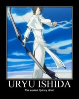 Bleach - Uryu Ishida by peachmog