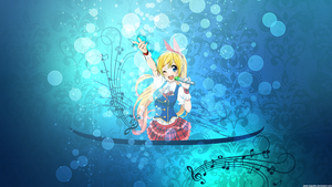 Popstar | Chitoge | Nisekoi by TaigaLife