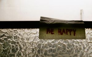 be happy by misspaperclip