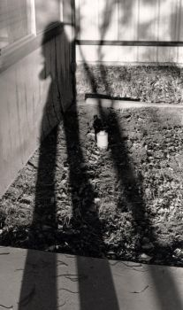 Me and My Shadow by rea92