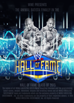 Batista Hall Of Fame Class 2015 Poster by A-XDesigner