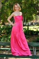 Kay - formal dress standing 1 by wildplaces