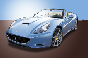 Ferrari California by olivv