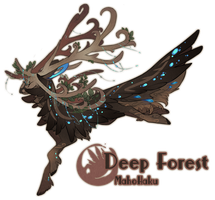 Legendary Earth Cloak - Deep Forest by MahoHaku