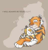 I will always be your light by Nayida