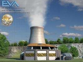 EVA Access - GDI Power Plant by Aircraftkiller