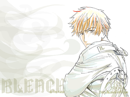 Bleach fanartwallpaper - crazy by ChibiSofa