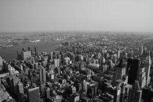 Looking down on New York Vers4 by lowjacker