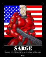 Sarge... by Wolfblade670