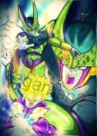 cell vs gohan by zegaman2