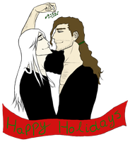 Happy Holidays by sangre7