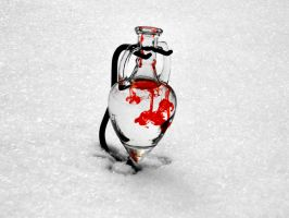 blood and Snow 2 by MichelleLiliana