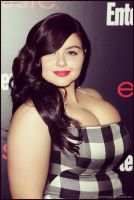 Ariel Winter weight gain - request by xmasterdavid