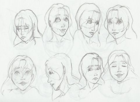 Kiera Emotion Chart 02 by toyas-world