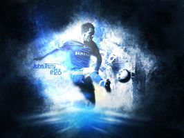 John Terry Wallpaper by ExExic