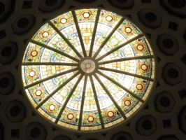Rotunda-Stained Glass by ChocolateStarfire