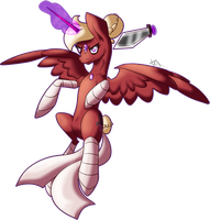 [Contest Entry] Cutie Mark Magic : Armata Strigoi by Breeoche