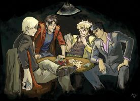 Manly Poker by marrten