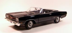 Ertl 1969 Plymouth GTX Convertible by Firehawk73-2012