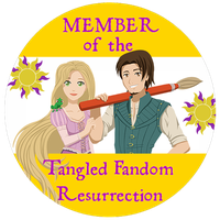 Tangled Button Submission by tachiban18