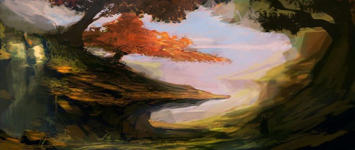 speed paint 7 by sundragon83