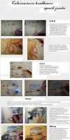 tutorial - Colored pencils by jusoks