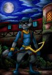 Sly Cooper by Lurking-Leanne