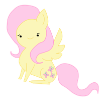 S2 Count Down: Fluttershy by lemon-sugars