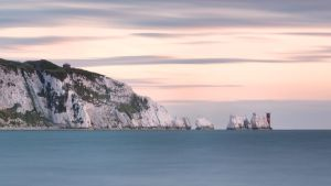 The Needles at Sunset by PeteLatham
