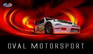 2014 Oval Motorsport by gridart