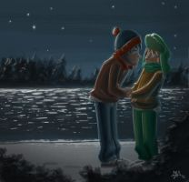 South Park - All you need is love by Joxem