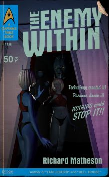 The Enemy Within (pulp) by Ptrope