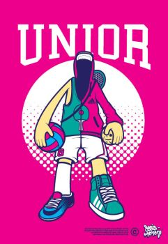 UNIOR T-shirt by Dosis-Memory