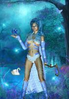 Enchanted Elfe by sweetpoison67