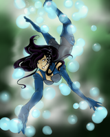 Contest Entry - Dynamic Pose by CidSin