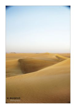 Some where in the Sahara... by AR-More