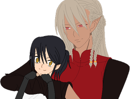 Pairing Contest Entry - One Hundred Fifty Two by kuloi-no-chloe