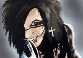 Andy Biersack -The Legacy by Imsarahx