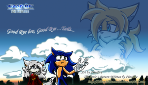 STSR - Good bye Tails ... by SilverAlchemist09