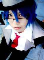 Vocaloid magnet: Kaito by kazuhyun