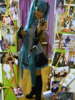 Miku cosplay by Ms-Catastrophie