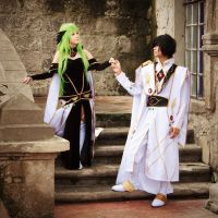 Code Geass: The Witch and The Emperor by neko-panigiri